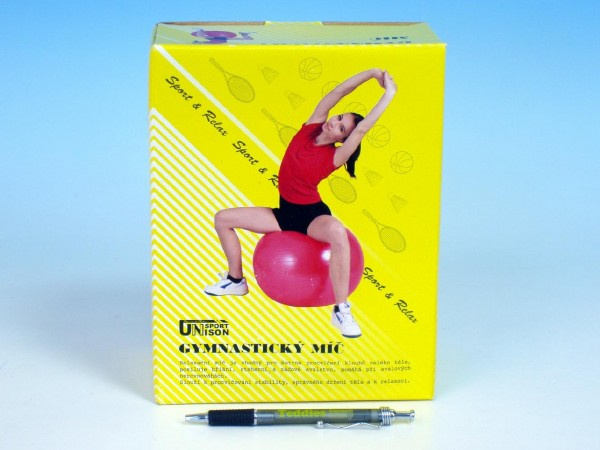 Gymnastický míč 75 cm