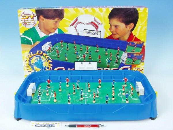 Stolní fotbal - Chemoplast Champion