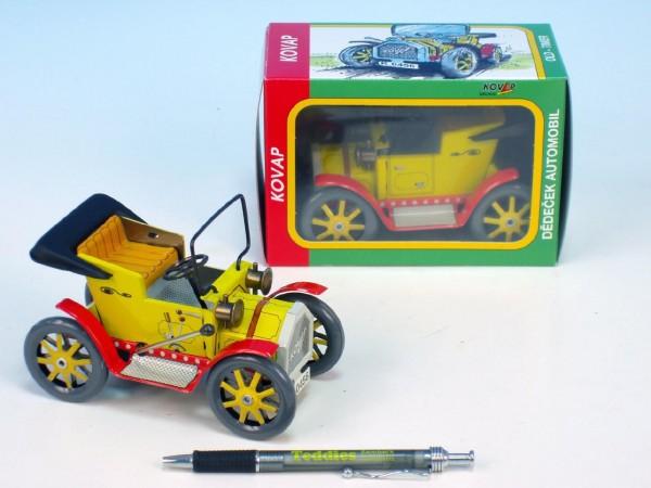 KOVAP Dědeček automobil s pérovým strojkem