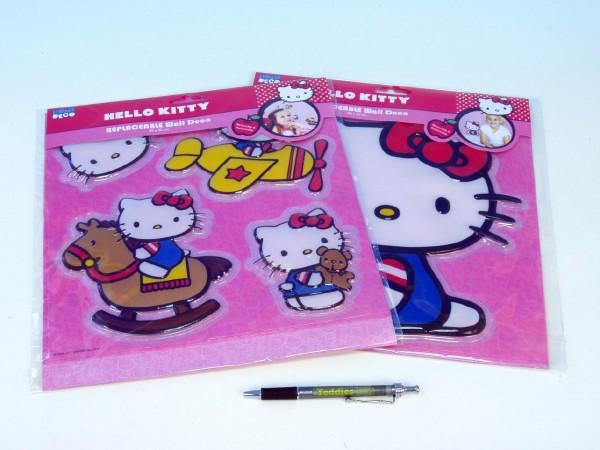 Hello Kitty - dekorace na zeď velká