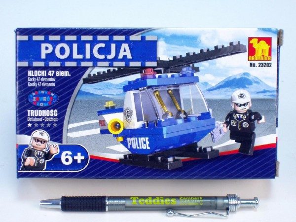 Fotografie Dromader - Policie Vrtulník 23202