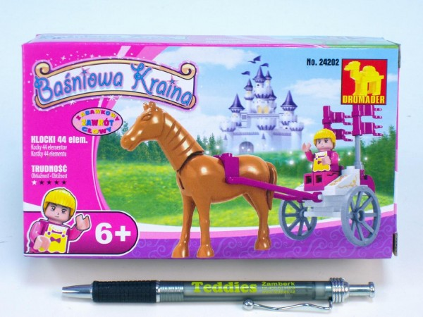 Dromader - Pro dívky Koník 4202