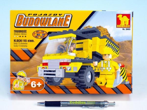 Dromader - Stavba Nákladní auto