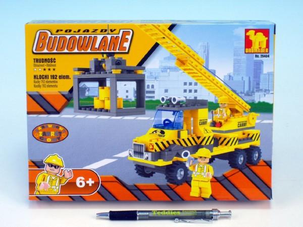 Dromader - Stavba Jeřáb