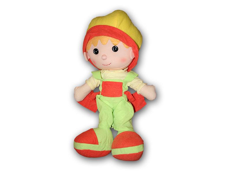 Hadrová panenka - chlapeček 41 cm