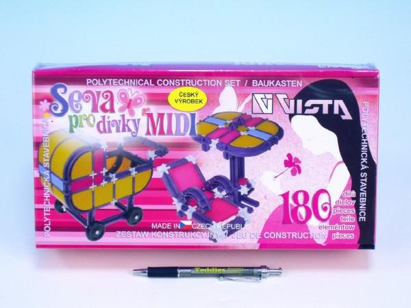 SEVA pro dívky MIDI