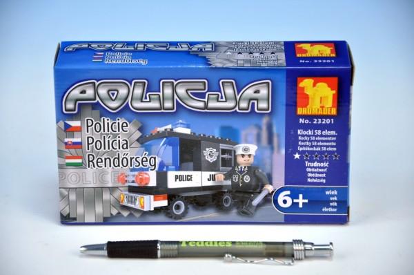 Dromader - Policie Auto 23201