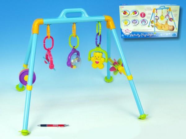 Hrazda pro děti plastová 57cm