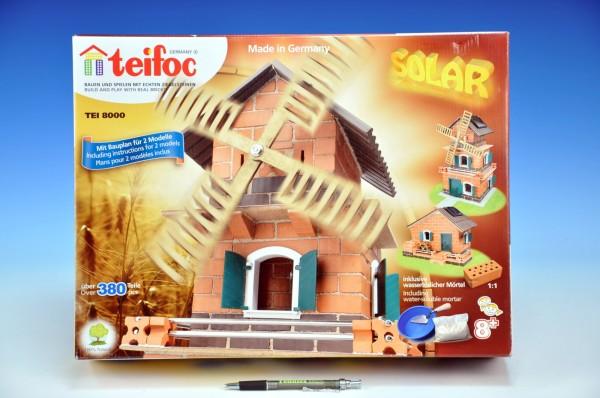 Teifoc 8000 - Mlýn na solární pohon