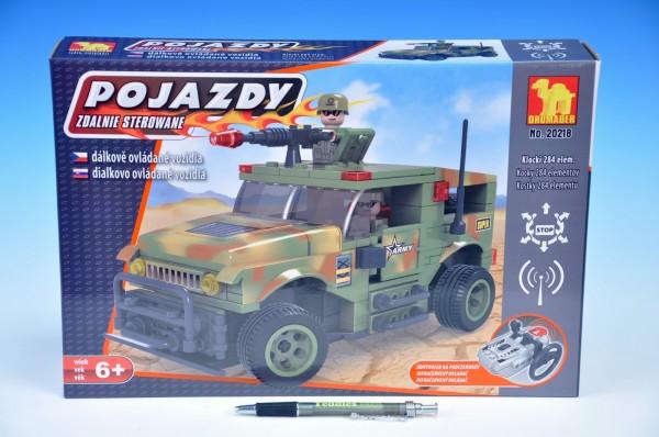 Dromader - RC stavebnice Armáda
