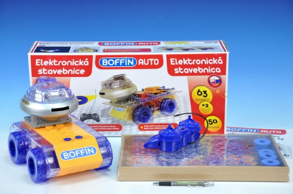 Boffin Auto - elektronická stavebnice