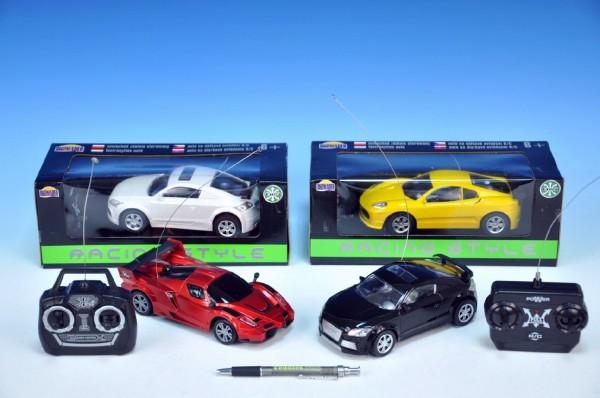 RC auto Racing Style 17 cm
