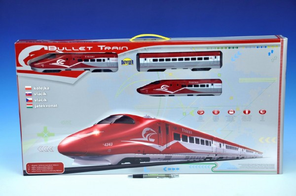 Vláčkodráha Bullet Train 1,63 m