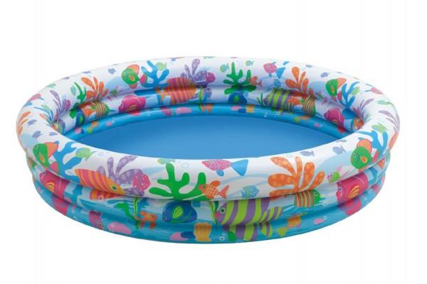 Bazén nafukovací Intex 132 cm