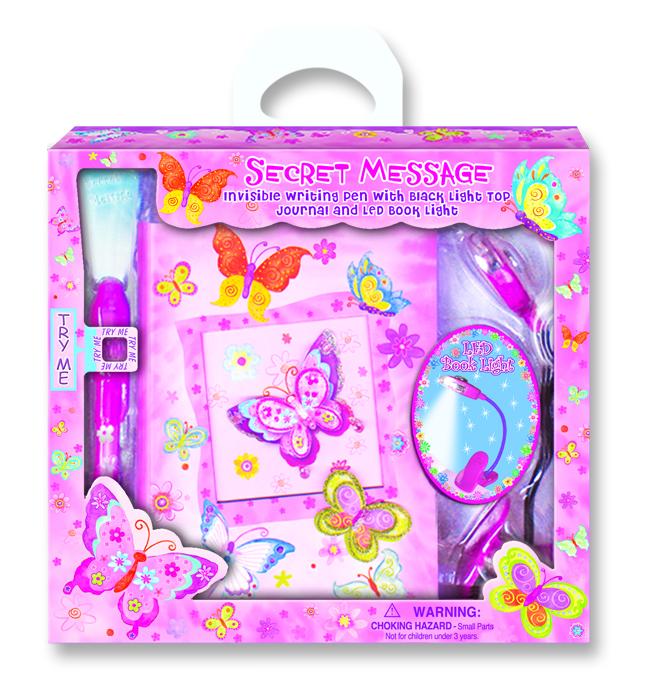 Tajný deník Motýl