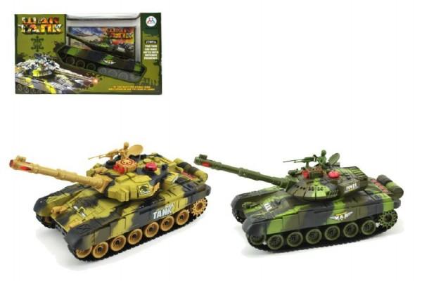 RC Tank 25 cm