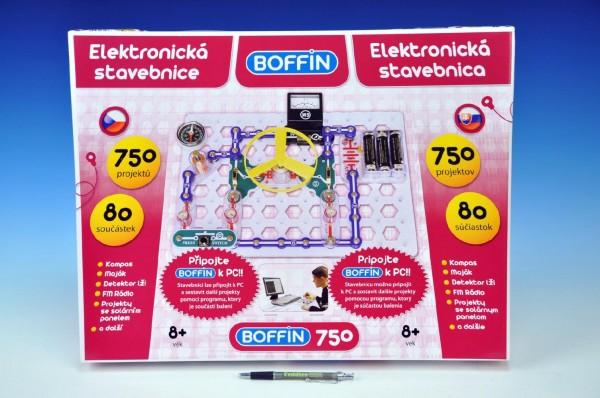 Boffin 750 - stavebnice