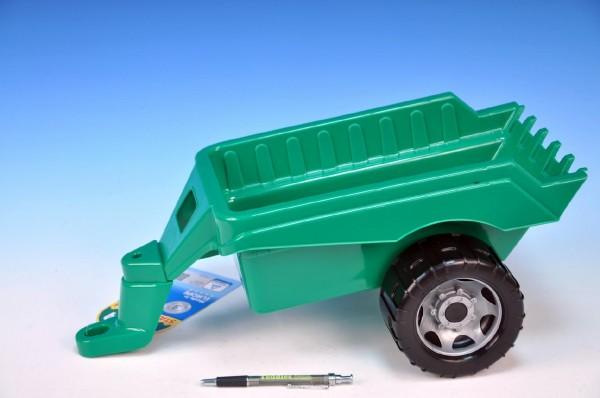 LENA Přívěs plastový za dětský traktor
