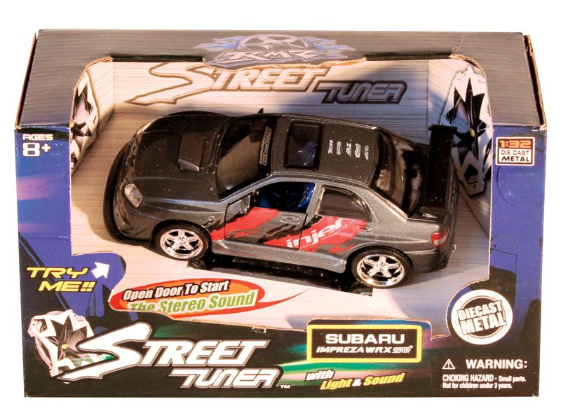 Street Tuner Subaru WRX 1:32