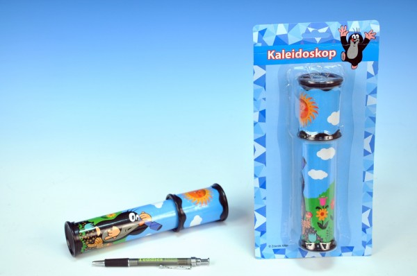 Kaleidoskop plast Krtek 20 cm