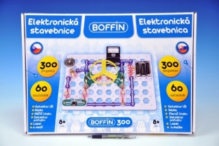 Boffin 300 new - stavebnice