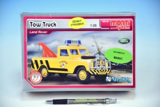 Monti systém 56 - Tow Truck Land Rover