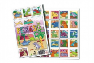 Pexeso Prehistoric Junior 32
