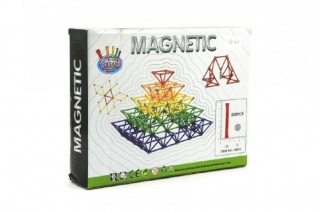 Magnetic stavebnice 200 ks