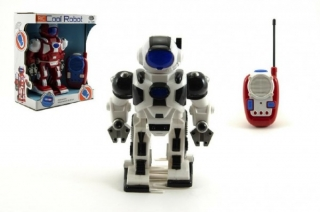 RC Robot Cool white 20 cm